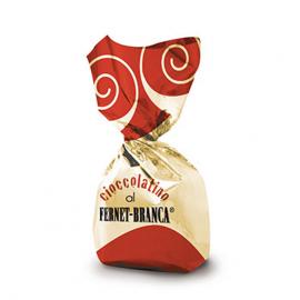 Cioccolatino extra fondente al Fernet-Branca - 160g