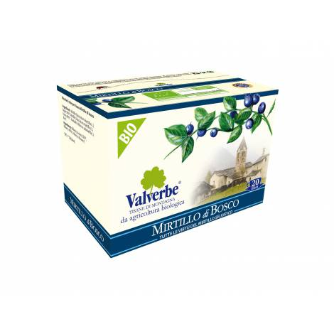 Bilberry Infusion 20 Filters - Gr 30