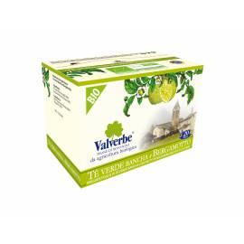 Green Tea and Bergamot 20 Filters - 30 g