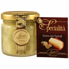 BUTTER WITH TRUFFLES 80g