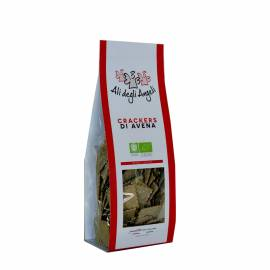 CRACKERS DI AVENA NATURALI 200 g