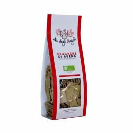 CRACKERS DI AVENA con ROSMARINO 200 g