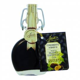 BALSAMIC VINEGAR DRESSING WITH TRUFFLES 40ml