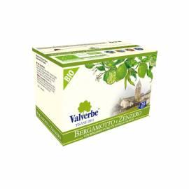 Tisana Bio bergamotto e zenzero 20 filtri - 30 g