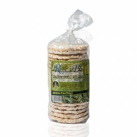 Gallette di riso integrale - 120 g