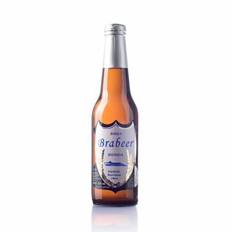 Birra di riso Brabeer - 33 cl