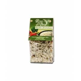 Carnaroli Rice with Vegetables - 300 g