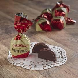 Cioccolatino extra fondente al Fernet-Branca - 1Kg
