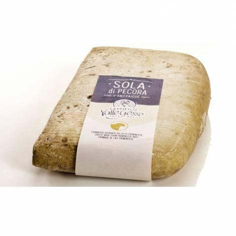 Sola di pecora - formaggio ovino 300 g