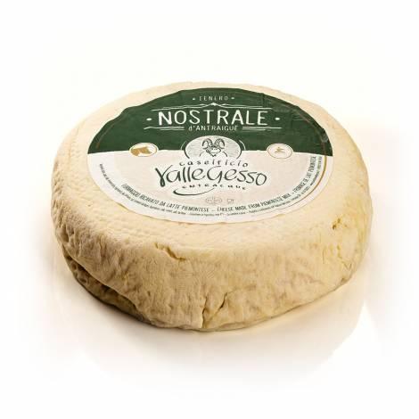 Nostrale tenero - formaggio vaccino 500 g