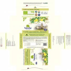 Tisana Bio caffè verde, limone e zenzero 20 filtri - 30 g