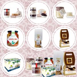 "Pack ""Merenda Sinoira"" - 7 prodotti"