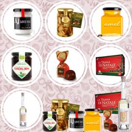 "Pack ""La Montanara"" - 7 products"