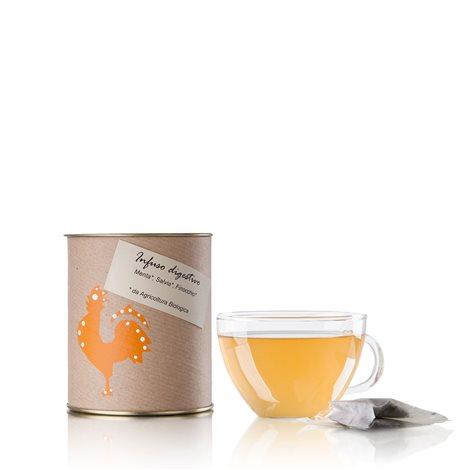 TEA FILTERS DIGESTIVE