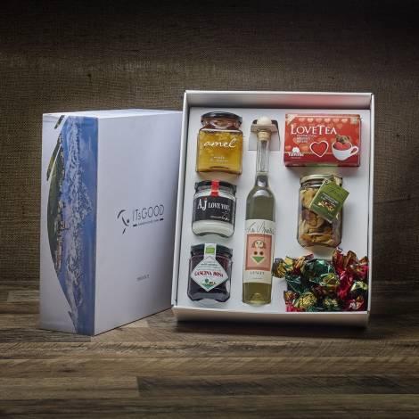 LA MONTANARA gift box