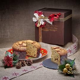 Panettone artigianale ai Frutti di bosco in elegante confezione - 750 g