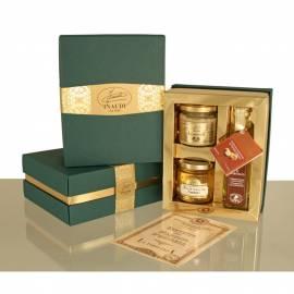 """Luxury box """"White truffle"""""""