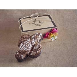 """Colomba artigianale """"Mandorlata"""" in elegante confezione - 750 g"""