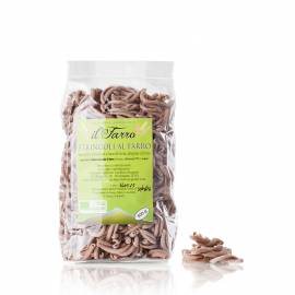WHOLEGRAIN EMMER PASTA - STRINGOLI - 500 g