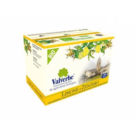 Lemon & Ginger Tea - 30 g