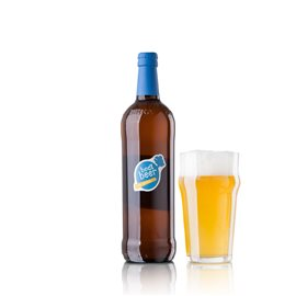 BLONDE BEER - LA PRIMA 75cl