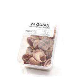 Gusci di Lumaca 24 pezzi - Gr 240