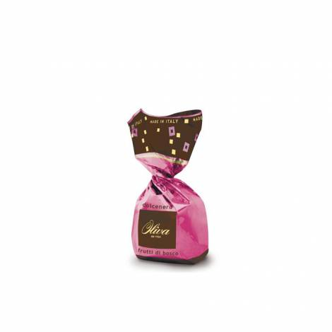 """""""Dolce Nero"""": Pralines with Red Fruits - Gr 1000"""